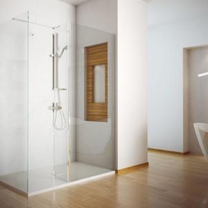 10 modeli kabin prysznicowych do narożnika