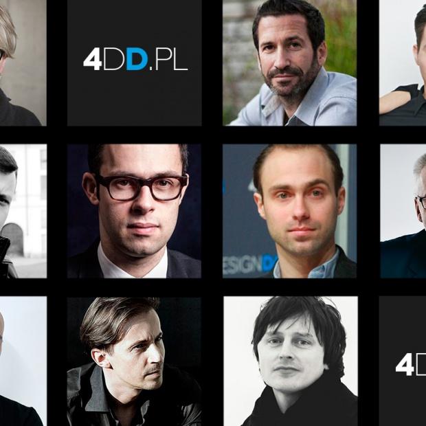 Wybitni architekci i designerzy gwiazdami 4 Design Days