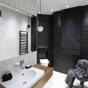 Najpiękniejsze łazienki 2016 roku. Projekt: Jan Sikora. Fot. Bartosz Jarosz