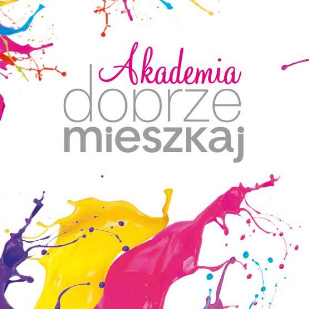 Akademia Dobrze Mieszkaj: poczuj magię kolorów