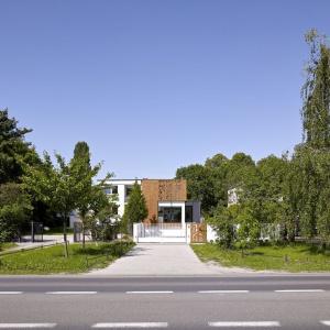 Dom Wycinanka położony jest w Poznaniu.  Fot. Jeremi Buczkowski