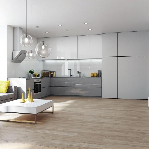 Kuchnia z salonem - tak możesz połączyć strefy