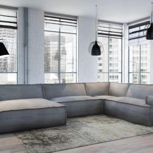 Sofa modułowa Le-noir. Fot. Adriana Furniture