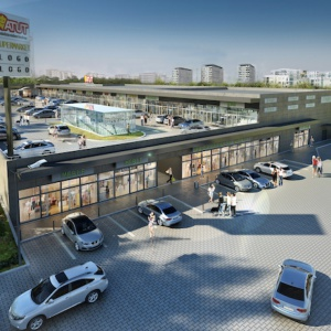 Kraków zyska nowe centrum handlowe