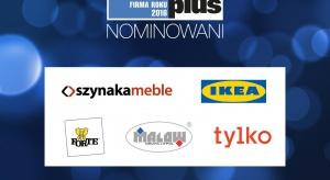 Zapraszamy do kolejnej edycji plebiscytu na Firmę Roku 2016 magazynu Meble Plus i portalu Biznesmeblowy.pl. Każdy z Was może oddać swój głos!