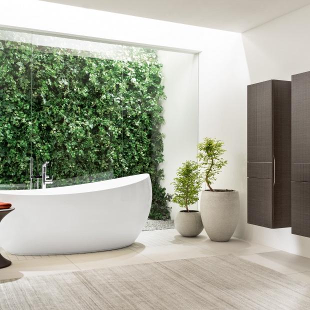 Nowoczesna łazienka - zainspiruj się duńskim hygge!