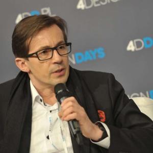 4DD: znany polski architekt Tomasz Konior prelegentem wydarzenia