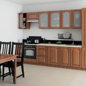 Meble kuchenne dostępne w ofercie sieci Castorama. Fot. Castorama