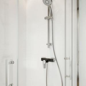 Bateria łazienkowa Mille w czarnym kolorze. Fot. Cersanit