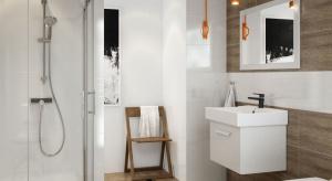 Modna bateria łazienkowa zdobi wnętrze i dodaje mu urody. Może przyciągać uwagę ciekawą linią wylewki, uchwytami, aostatnio także barwą.