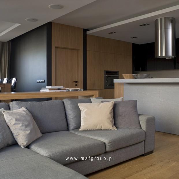 Stylowe mieszkanie w Warszawie