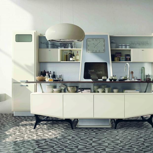 5 pomysłów do kuchni w stylu retro