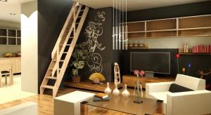 Pomieszczenia o niewielkim metrażu, które posiadają antresolę, poddasze lub należący do części mieszkalnej strych, wymagają specjalnego wyposażenia.