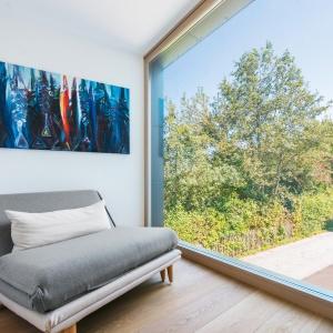 Okno drewniano-aluminiowe  HF 410. Fot. Internorm