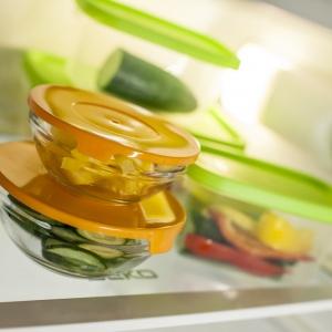 Akcesoria kuchenne - praktyczne pojemniki na żywność