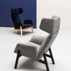 Fotele Manta - nowość marki Noti