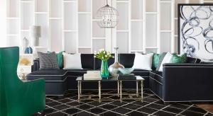 Dywany w geometryczne wzory niezmiennie cieszą się dużą popularnością. Jednak czy taki dywan nadaje się do eleganckiego wnętrza w stylu minimalistycznym lub apartamentu w klimacie glamour?