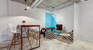 Mieszkańcy osiedla Moko przy ul. Magazynowej w Warszawie odebrali klucze do specjalnie zaprojektowanej strefy rekreacji Moko Club. Zobaczcie, jako pomysłowo zorganizowano wnętrza.