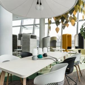 Kinnarps otwiera nowy showroom w Krakowie