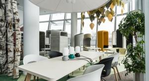 W nowej prestiżowej lokalizacji klienci Kinnarps i goście ICE Kraków poznają aktualne trendy oraz innowacyjne koncepcje w kreowaniu przestrzeni biurowej.