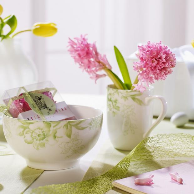 Kolor roku:wprowadź zieleń do kuchni i jadalni