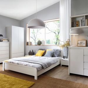 5 pomysłów na jasną sypialnię