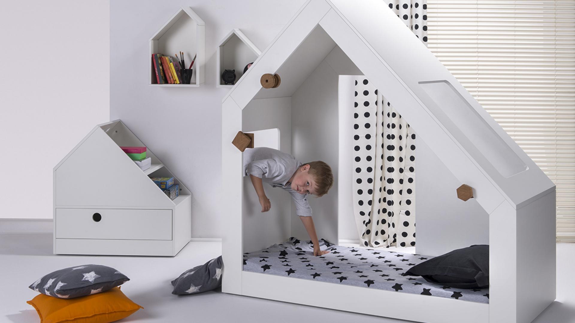 Hookpook to nowa polska marka mebli dla dzieci. Fot. materiały prasowe