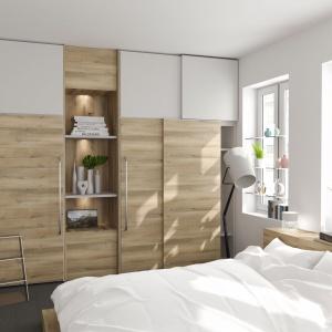Dekor Kronberg inspirowany jest drewnem, które wiele przeszło. Fot. Interprint