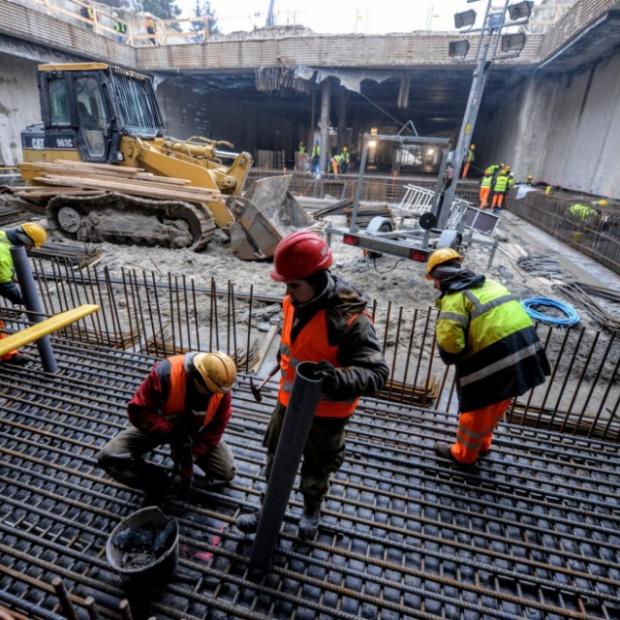 Rozpoczęła się budowa stacji metra na Targówku