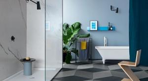 Wtrendach łazienkowych coraz częściej pojawiają się elementy wyposażenia w kolorze czarnym, które pasują zarówno do nowoczesnego, minimalistycznego pomieszczenia, jak iklasycznej łazienki lub salonu kąpielowego.