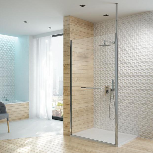 Nowości do łazienki - komfortowe kabiny prysznicowe