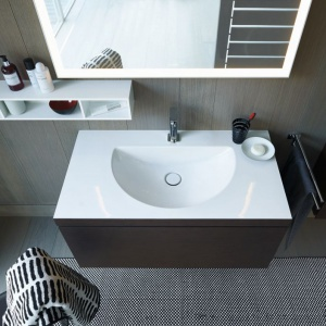 Umywalka Darling New. Fot. Duravit