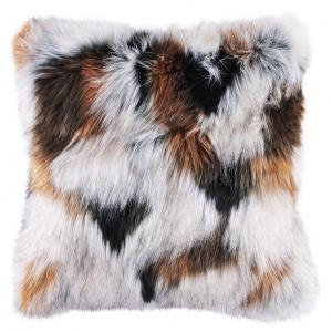 Dekoracyjna poszewka na poduszkę FURBBY jest miękka i przytulna. 55 zł. Fot. Home&You