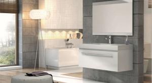 Metraż łazienki w mieszkaniach ponad 70% Polaków nie przekracza 10 m2. Taka niewielka po-wierzchnia nie musi być jednak przeszkodą w urządzeniu funkcjonalnego i pięknego wnętrza.