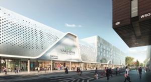 Już na etapie projektowo-budowlanym część handlowa Wroclavii uzyskała certyfikat BREEAM Interim, który potwierdza przyjazność budynku dla jego użytkowników i środowiska. Projekt architektoniczny przygotowała pracownia IMB Asymetria.