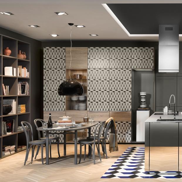 Kuchnia otwarta na salon  Dobrzemieszkaj pl -> Kuchnia Z Oknem Otwarta Na Salon