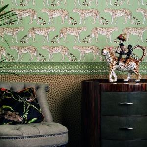 Nowa kolekcja Cole&Son. Fot. Impresje Home Collection