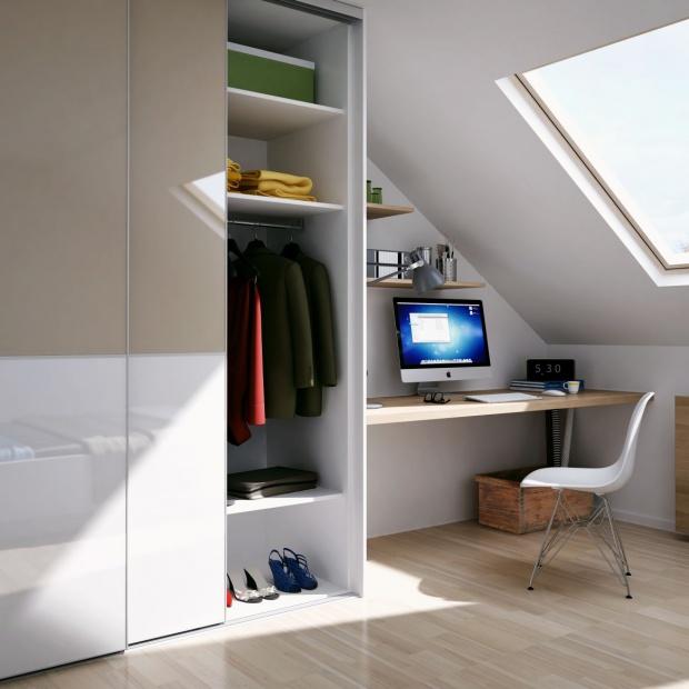 Domowe biuro na małym metrażu: tak je urządzisz