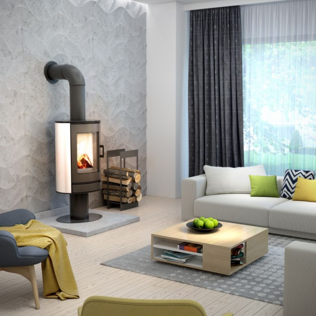 Kominek w domu energooszczędnym i pasywnym. Jaki wybrać?