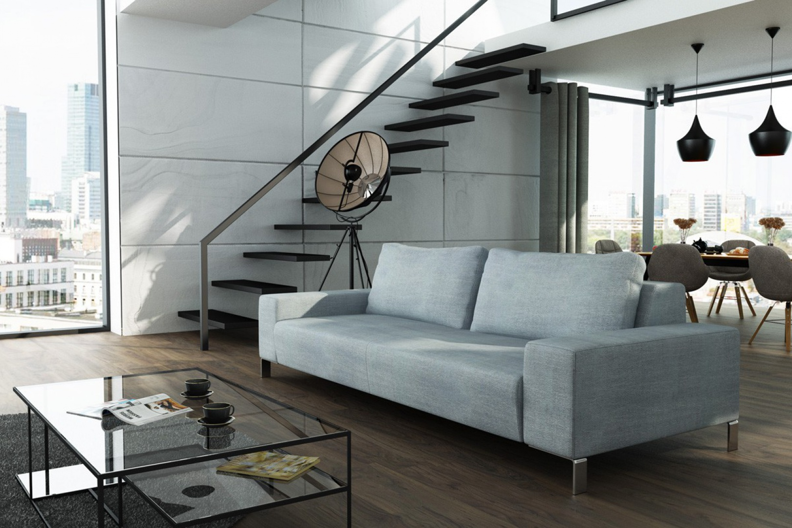 Sofa Le mans. Fot. Adriana Furniture