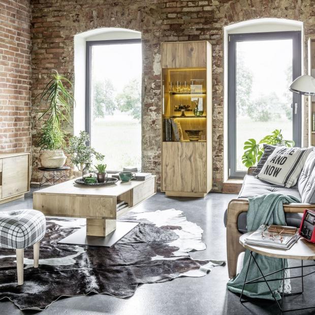 Salon w stylu rustykalnym: tak go urządzisz