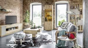 Chociaż kojarzy się głównie z familiarnym klimatem babcinego domu, styl rustykalny może mieć zupełnie zaskakujące oblicze.
