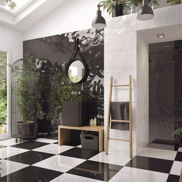 Modna łazienka: trend botaniczny to jest hit!