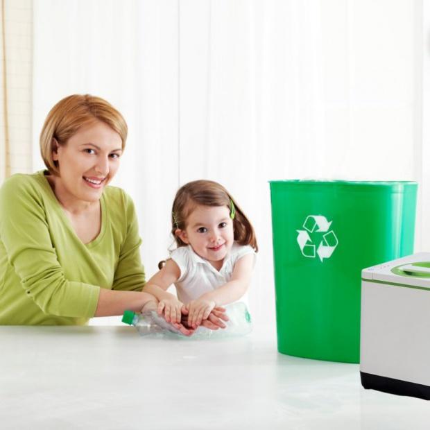 Segregacja śmieci: zacznij od własnego domu!