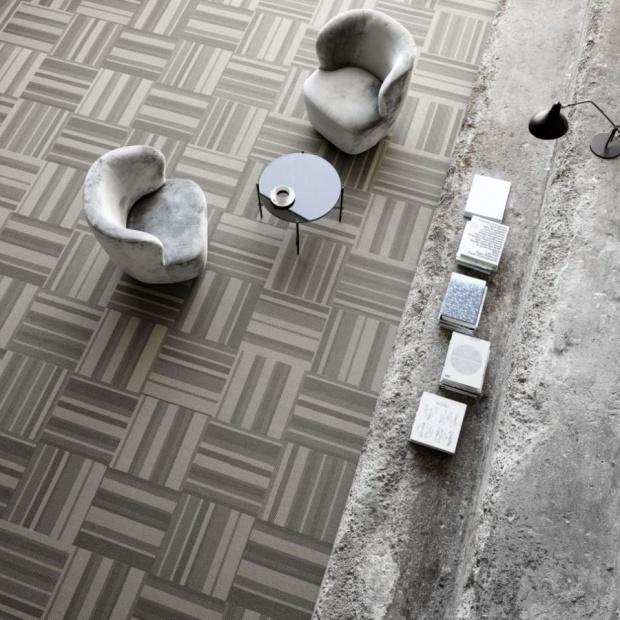 Materiały na podłogi – wykładziny inspirowane tkaninami