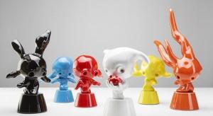 Ciekawe inspiracje i fantazyjne kształty to cechy wyjątkowej kolekcji ceramiki.