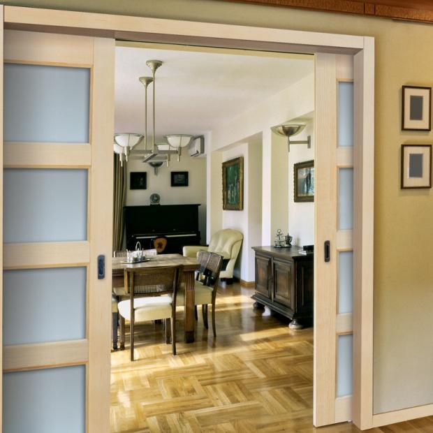 Drzwi przesuwne – rozwiązanie do małych wnętrz