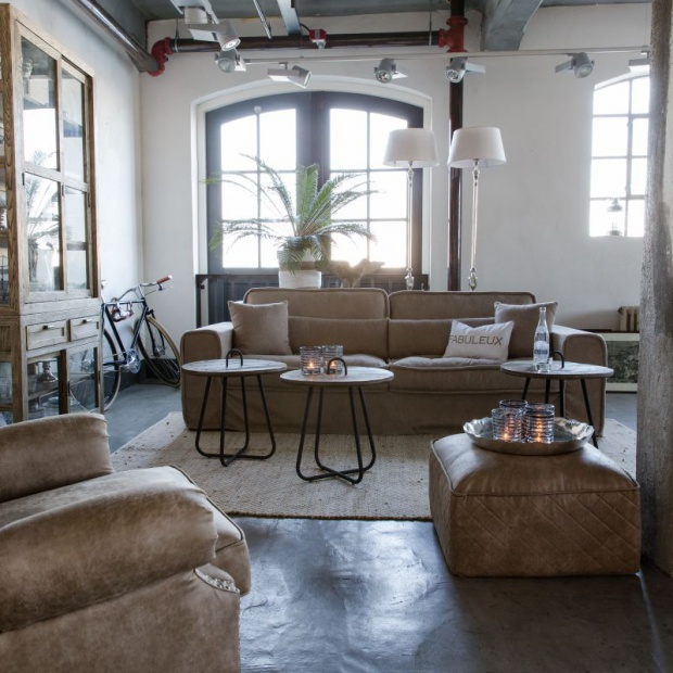 Styl loft - wybierz meble i dekoracje