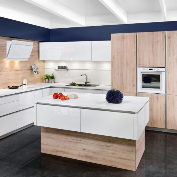 Szafki w kuchni - w pionie czy w poziomie?