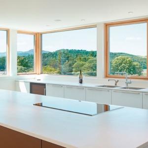 Okna w stylu high-tech. Fot. Sokółka Okna i Drzwi